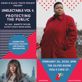 Unelectable: Protecting the Public w/ Jeanette Taylor & Stacy Davis Gates Event