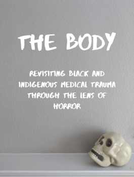 The Body: A Photo Series by Imani