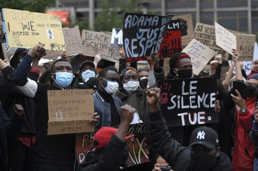 Solidarity in translation: Anti-Blackness from the U.S to France