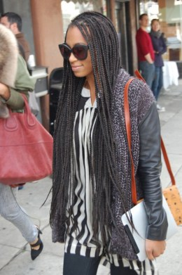 My HAIR-spiration - Solonge Knowles