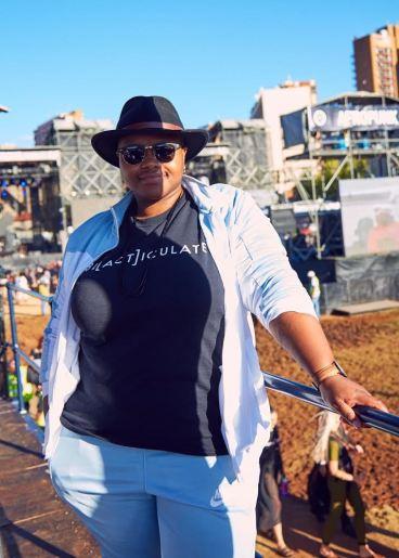 Joy Gharoro-Akpojotor Blacticulate Tshirt