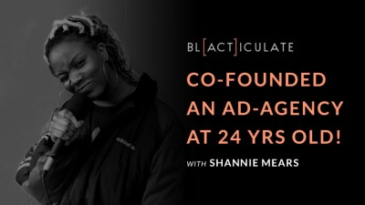 Ep 58: Co-founded an Ad agency at 24 yrs old! w/ Shannie Mears