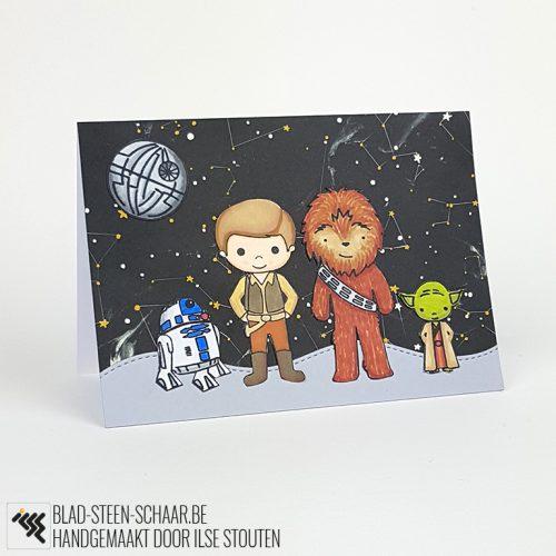 Stouten | Kindred Galactic Adventures | blad-steen-schaar.be