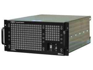 Tracewell Systems 3-Slot Blade System Rugged Chassis