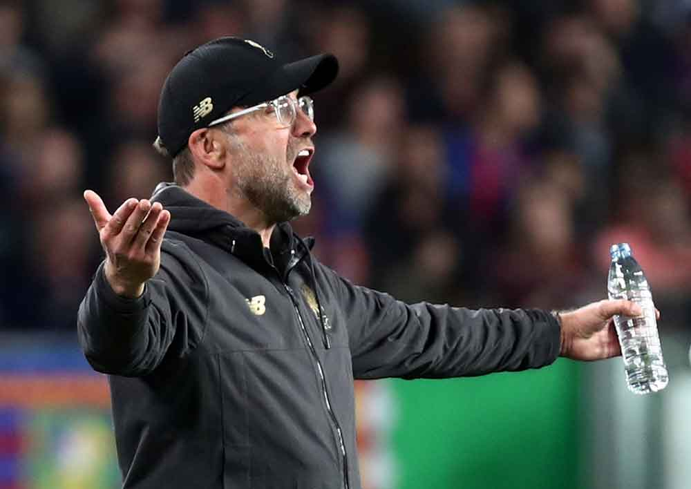 Klopp Aims Another Jibe Towards Wilder As Spat Takes New Twist