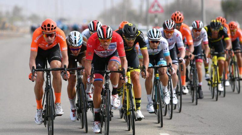 Blir sykkel VM landevei 2020, flyttet til Midt Østen
