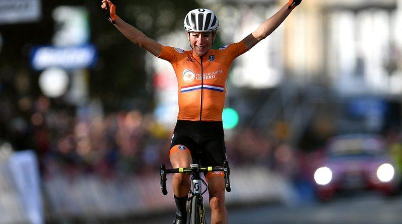 Sykkel VM fellesstart damer og menn