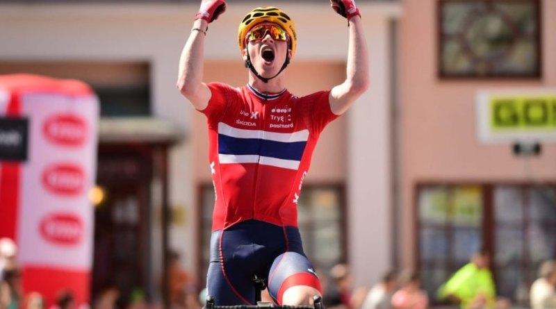 Andreas Leknessund vant årets «Klatrekongen»