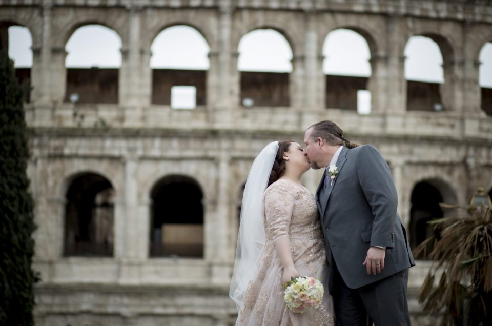 When in Rome……Get married!!
