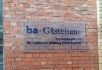 Gästehaus Wolfenbüttel 2017