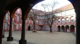 Innenhof Wolfenbüttel 2017