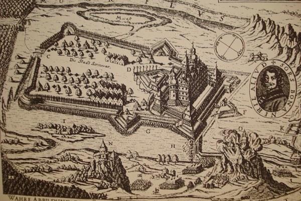 Nikola Zrinski sultanu je rekao da gradi tor za ovce, a zapravo je sagradio Novi Zrin, utvrdu od koje danas nije ostao ni kamen na kamenu