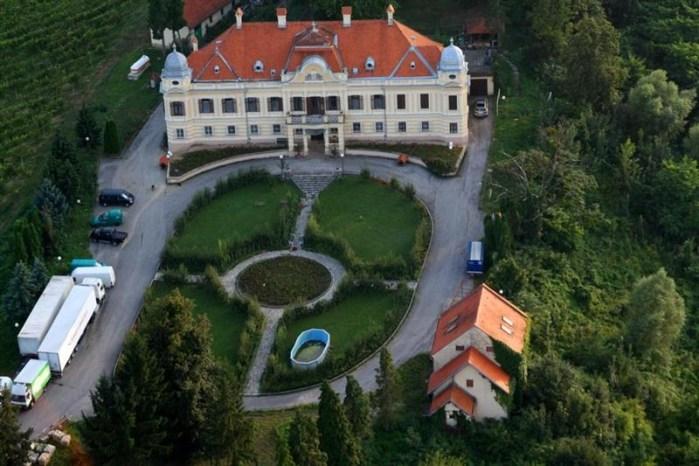 Prodan je dvorac Šaulovec, prazan otkad je preminuo propali tajkun, novi vlasnik planira restorane, izložbene i konferencijski prostore
