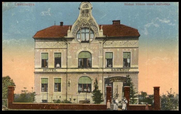 Čakovečki hotel Bahnhof nekad je bio prvo što su putnici pristigli vlakom vidjeli