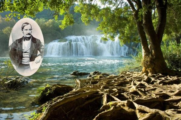 S olovkom i bilježnicom, Visiani se verao po kamenjaru, hodao uz rijeke i spuštao niz hridi, sve kako bi pažljivo nacrtao sve biljke Dalmacije