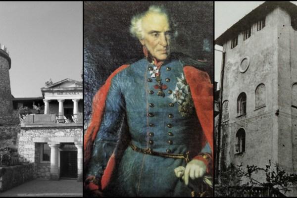 Popis grofa Nugenta: Prije 194 godine jedan Irac stigao je u Hrvatsku i počeo spašavati dvorce od zaborava i propadanja