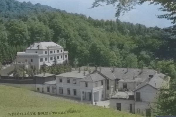 Drugi dio poznatog sanatorija Brestovac danas rijetki posjete, ruševine su to neobičnog spokoja i hladnoće koja obuzima
