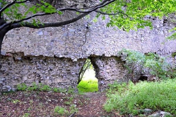 Duboko u Papuku, stoje ruševine Starog grada čije je pravo ime izgubljeno u vremenu, čije je postojanje prava misterija