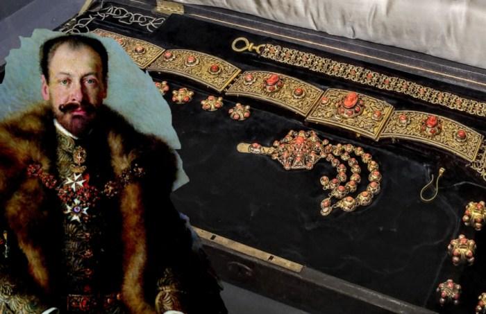 TAJNE MUZEJA: Dragocjeni nakit bana Pejačevića vidljiv na portretu Vlahe Bukovca otkriva kako se oblačilo plemstvo