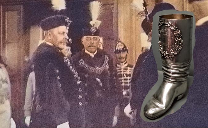 Dan Saborskog vritnjaka: zastupnik koji je bana Khuena Héderváryja napucao nogom u stražnjicu dobio je nezaboravne poklone