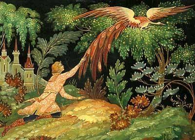Čarobnu Žar pticu dugog repa i vatrenog perja za sebe bi poželio svatko, no onaj tko bi ju uhvatio našao bi samo probleme