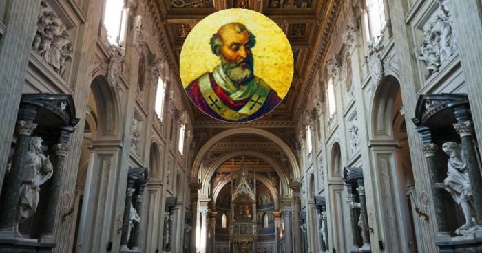 Sredinom stoljeća sedmog Ivan iz Dalmacije postao je papa Loannes IV i odmah poslao opata Martina da otkupi kršćane i spasi relikvije