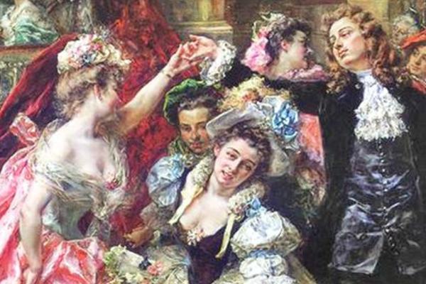 Kad je život postao galantan stvoreni su balovi o kojima se pričalo: u Zagrebu se plesalo, u Grazu sanjkalo, u Zadru kockalo a u Slavoniji ratovalo