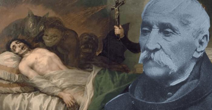 """""""Sotono, tu za tebe nema mjesta, odlazi smjesta!"""" zavapio je fra Grgo Martić u opsjednutoj kući, na koljenima čitajući iz drevne knjige molitvi"""