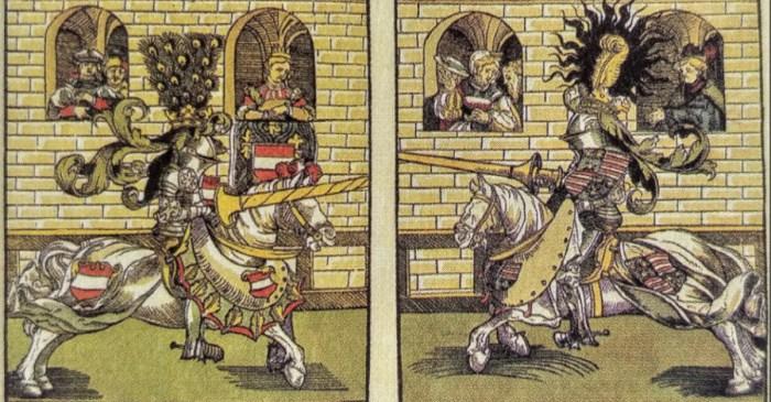 Kronike vitezova otkrivaju bespoštedne ratove za čast, moć i slavu, zmajske redove, prestižne turnire, simbole i zaboravljene junake