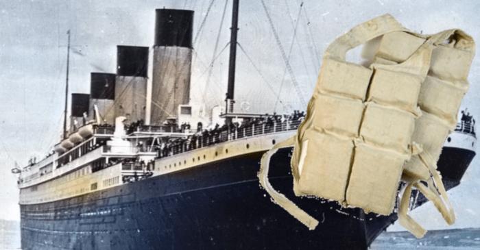 Spasilački prsluk s Titanica član hrabre posade broda – heroja donio je kući gdje godinama kasnije svjedoči o tajnoj vezi Rijeke i Titanica