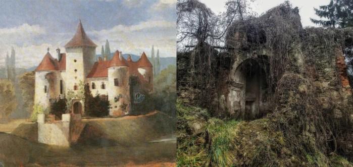 """U zatrpanoj kripti Bisaga još leži nemirni grof Corberon, usred urušenog dvora u kojem se pisao i """"Ero s onoga svijeta"""""""