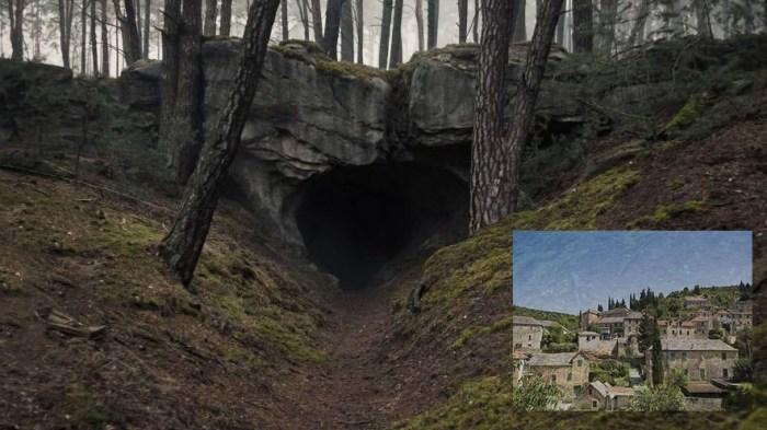 U dolskim špiljama skrivaju se mistična bića zvana viveri, a mještani kažu da se njihovo hukanje čuje i danas