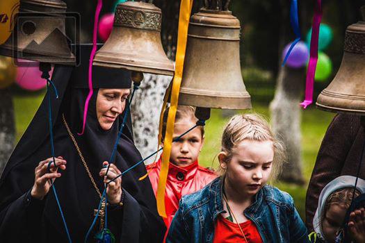 Детский-праздник-на-подворье-Среднебельского-женского-монастыря-в-Благовещенске