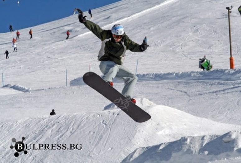 Зимният курорт Банско е готов за Световната купа по сноуборд