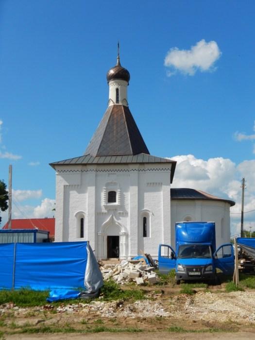 Ильинский храм в Пруссах