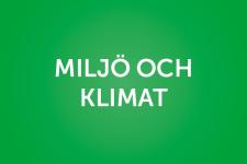 Miljö och klimat