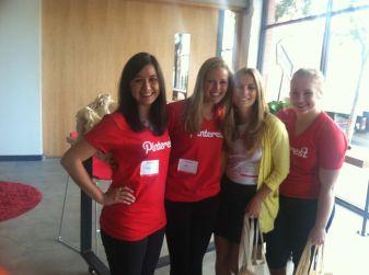 Pinterest girls