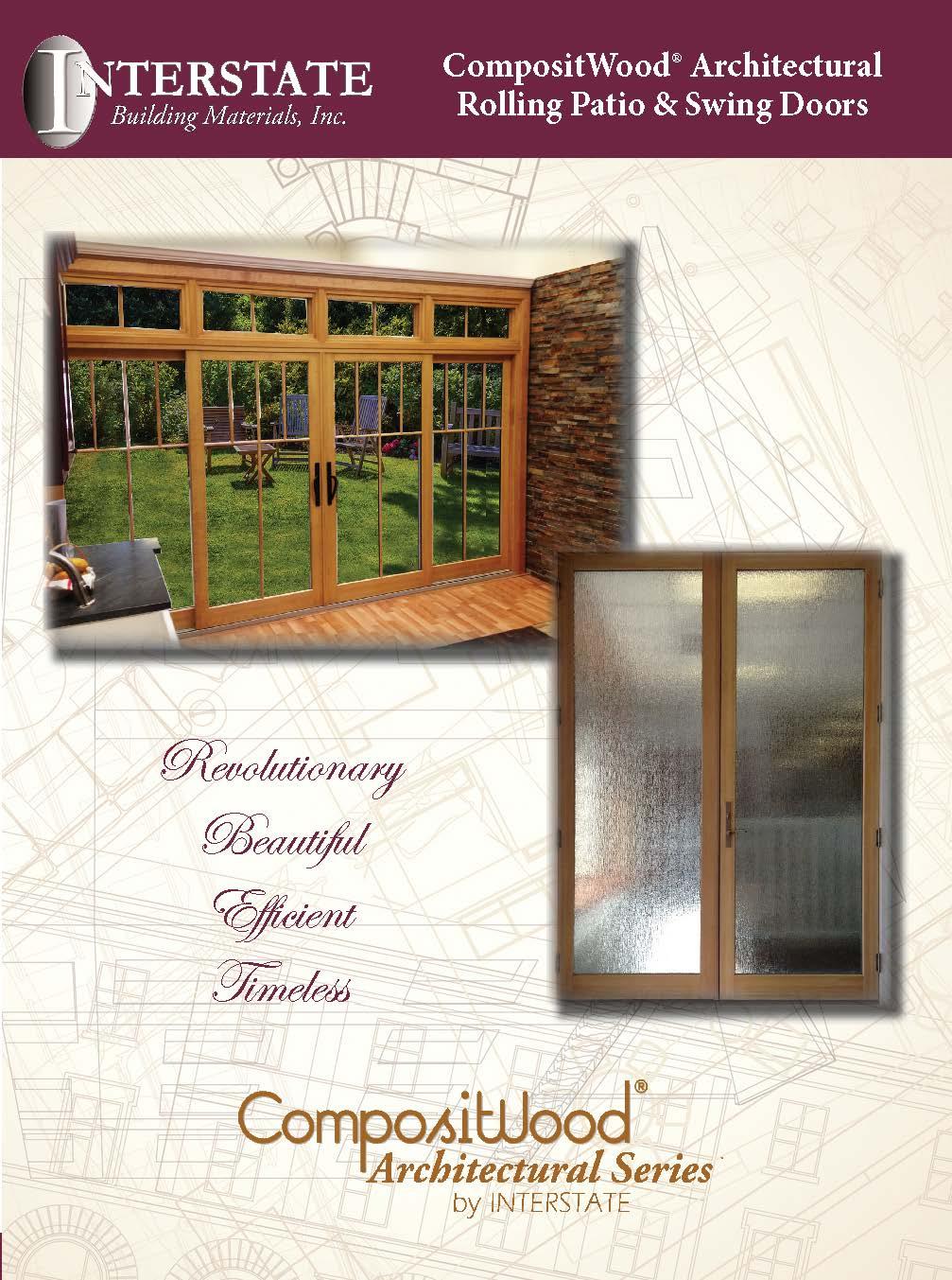 CompositeWood Swing Door Brochure