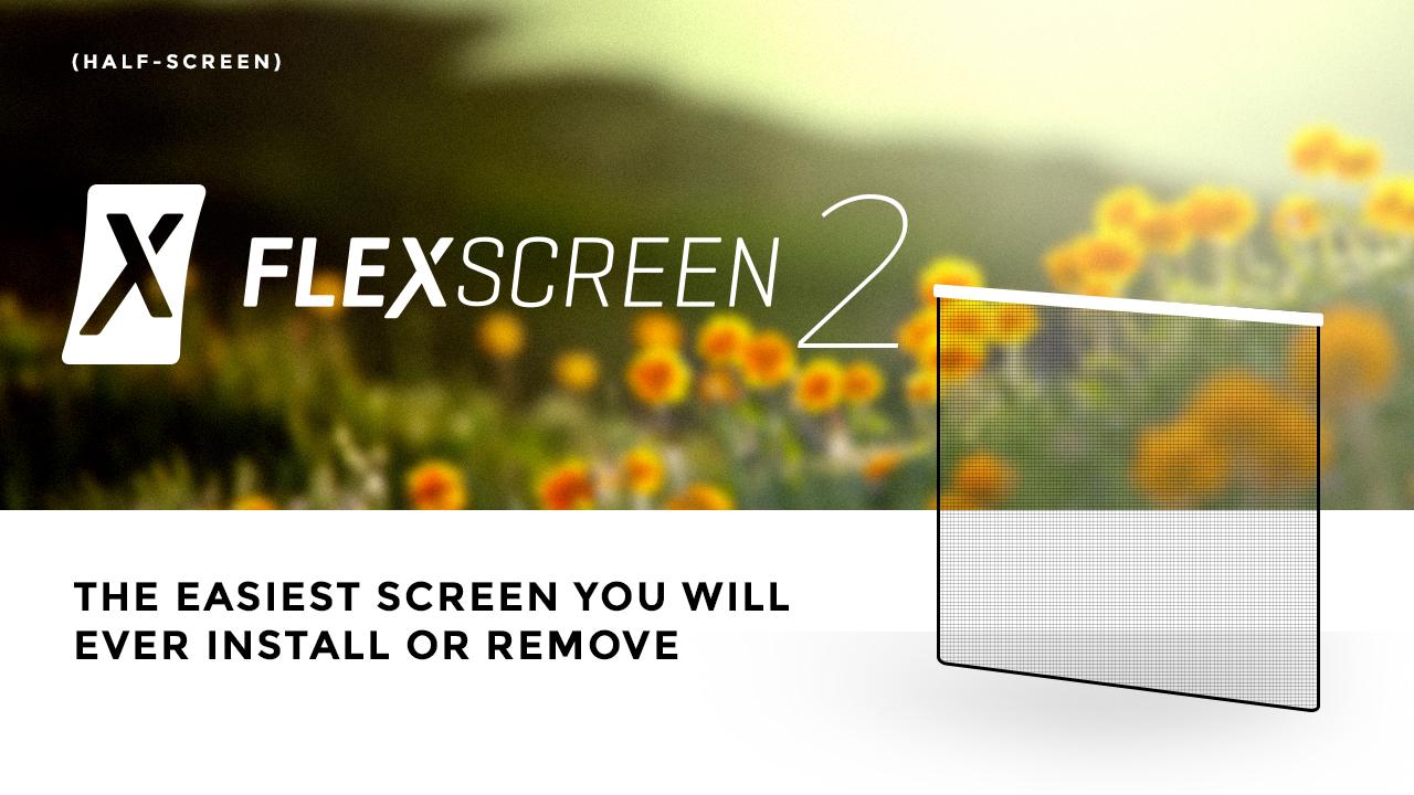 Half-Screen Guide