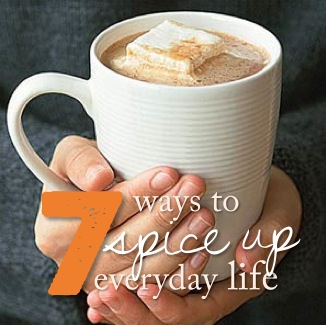 7 Ways to Spice Up Everyday Life {Making the Mundane Marvelous} | Blair Blogs