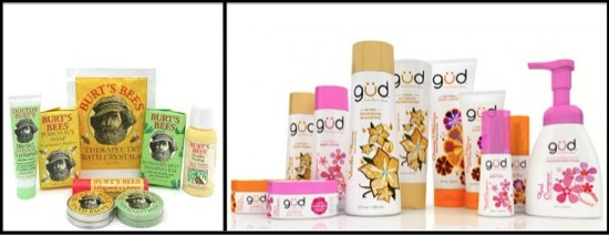 Clear Shampoo & Gud by Burt's Bees | Blair Blogs