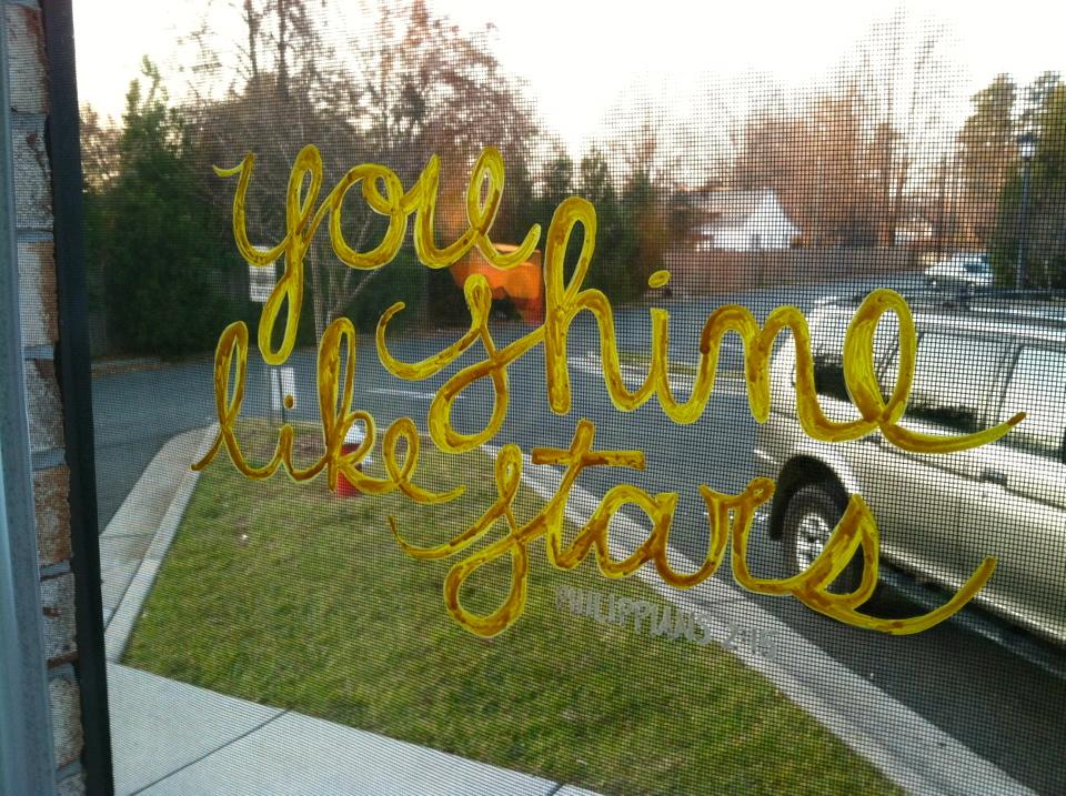 Window Painting 101 | Blair Blogs