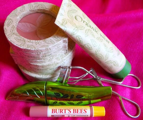 Natural Organic Makeup | Blair Blogs