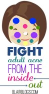 Adult Acne Causes & Cures | Blair Blogs