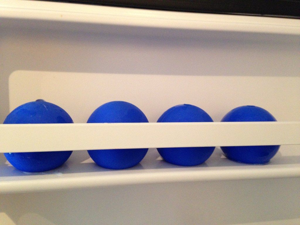 Arctic Chill Ice Ball Maker Review | Blair Blogs