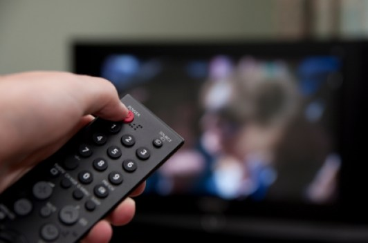 Today, I'm Turning Off the TV for 40 Days (Why & How) | Blairblogs.com