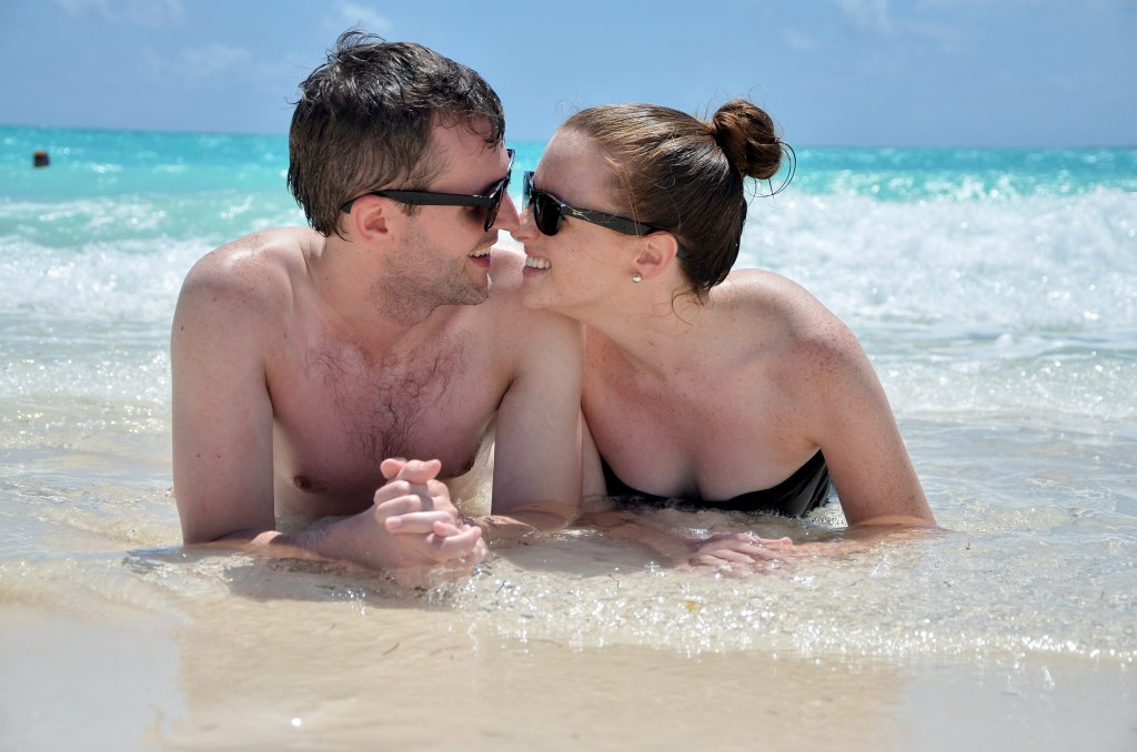 Our Honeymoon in Paradise!