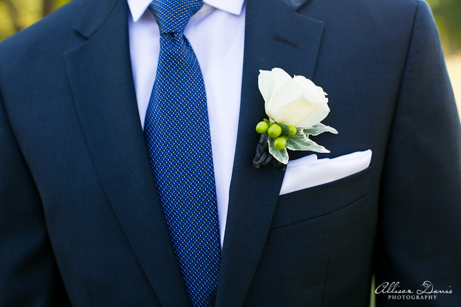 Bride and Groom Wedding Day Looks | Blairblogs.com