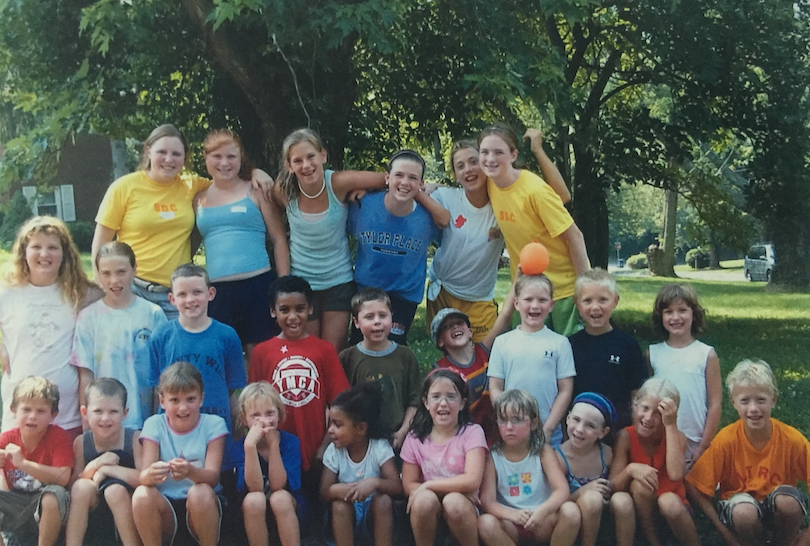THE STORY OF HOW I STARTED A DAY CAMP AT AGE 8 + A CHANCE TO HELP YOUR COMMUNITY | Blairblogs.com