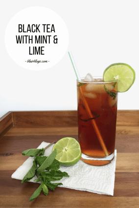 Recipe for Iced Tea 3 Ways   Blairblogs.com